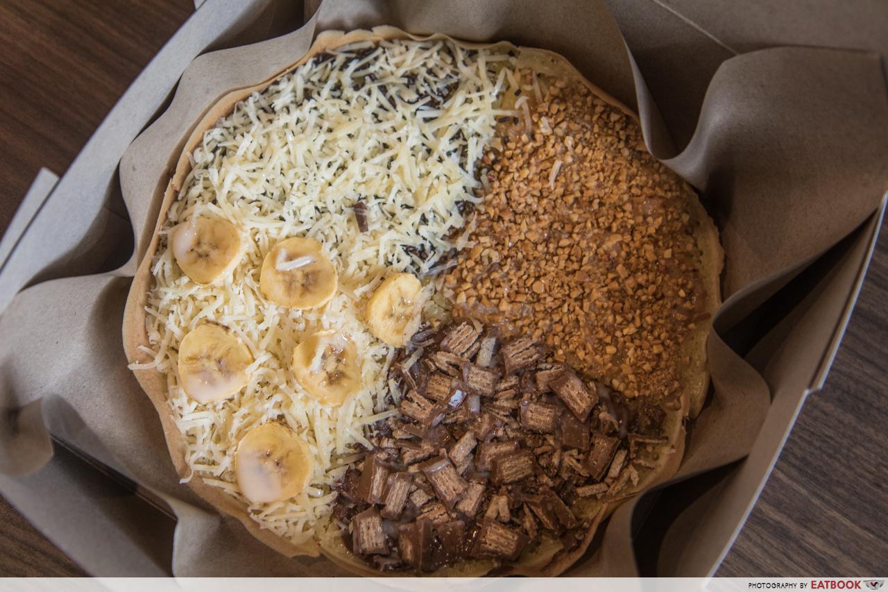 Terang Bulan - Pizza Terbul
