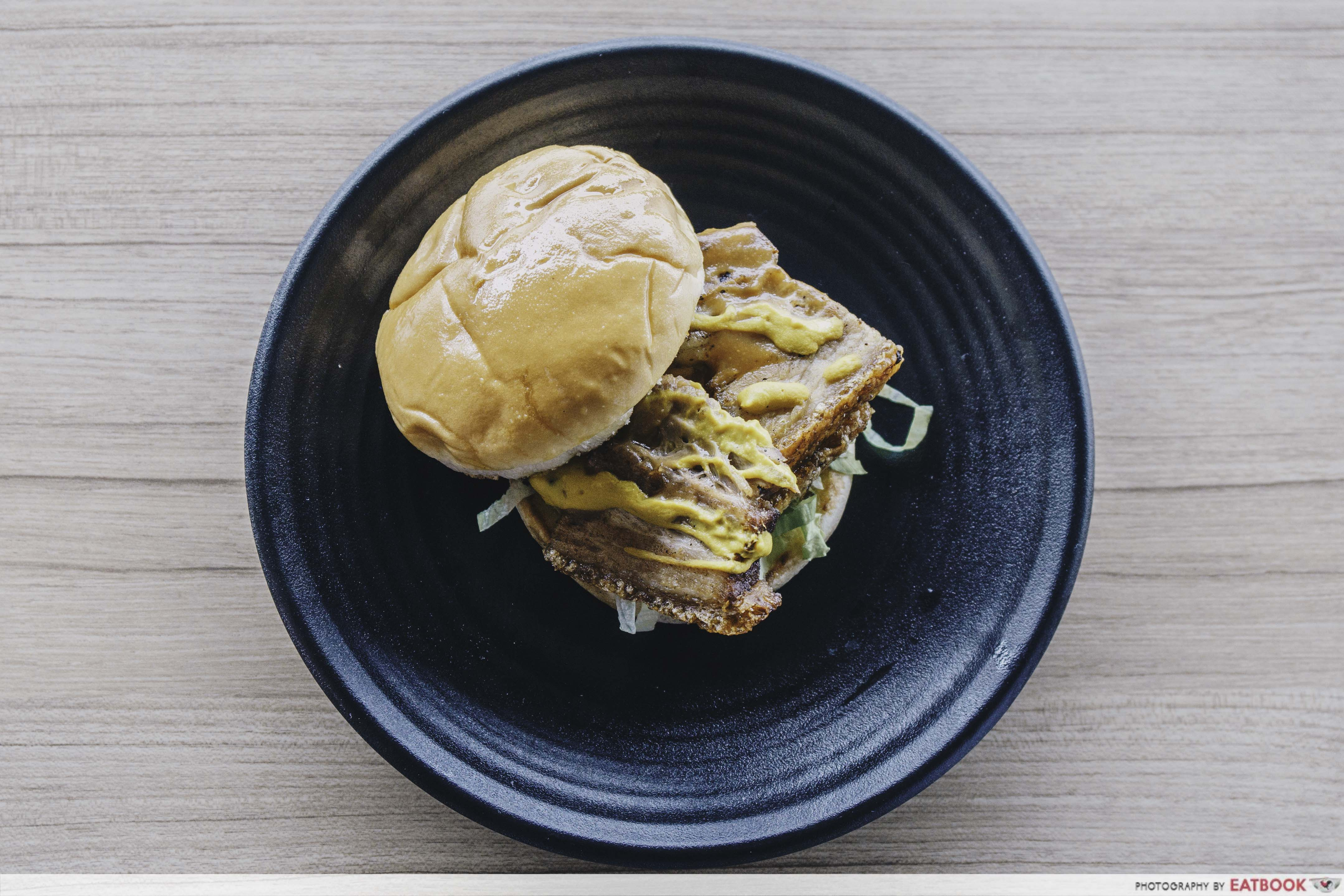 The Humble Burger - Sio Bak Burger