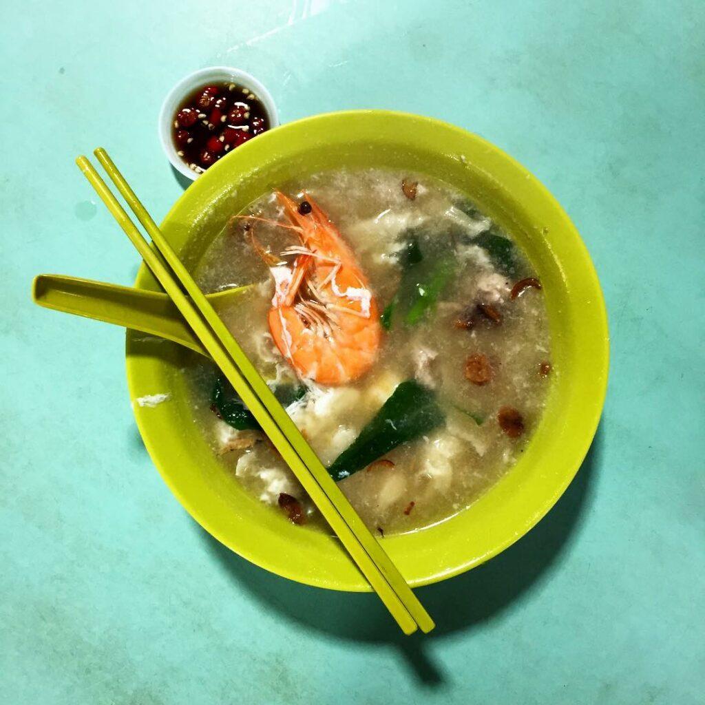 Toa Payoh Lorong 8 Market & Food Centre - Seletar Sheng Mian by @mapazzion