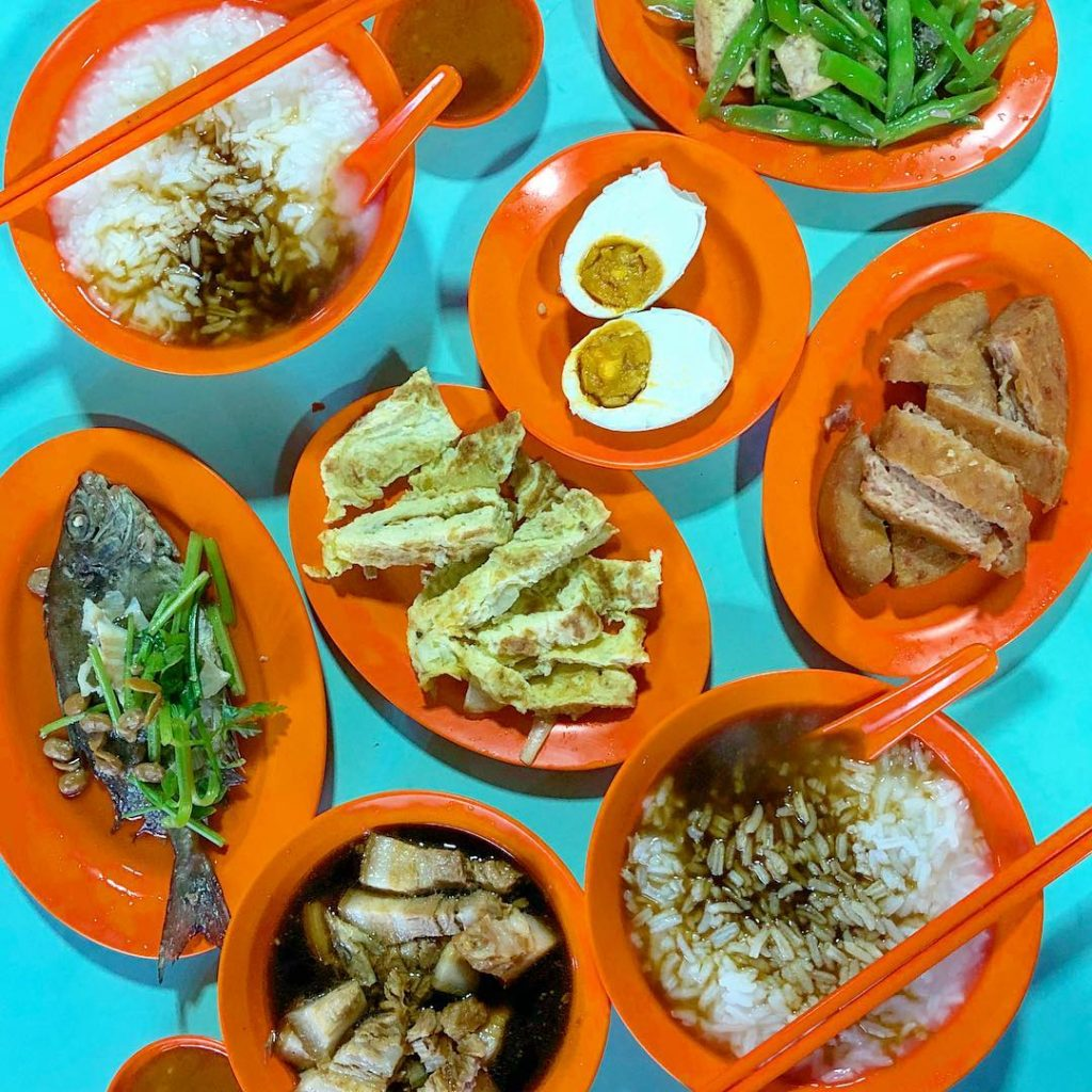 Toa Payoh Lorong 8 Market & Food Centre - Tian Tian Fatt by @achually