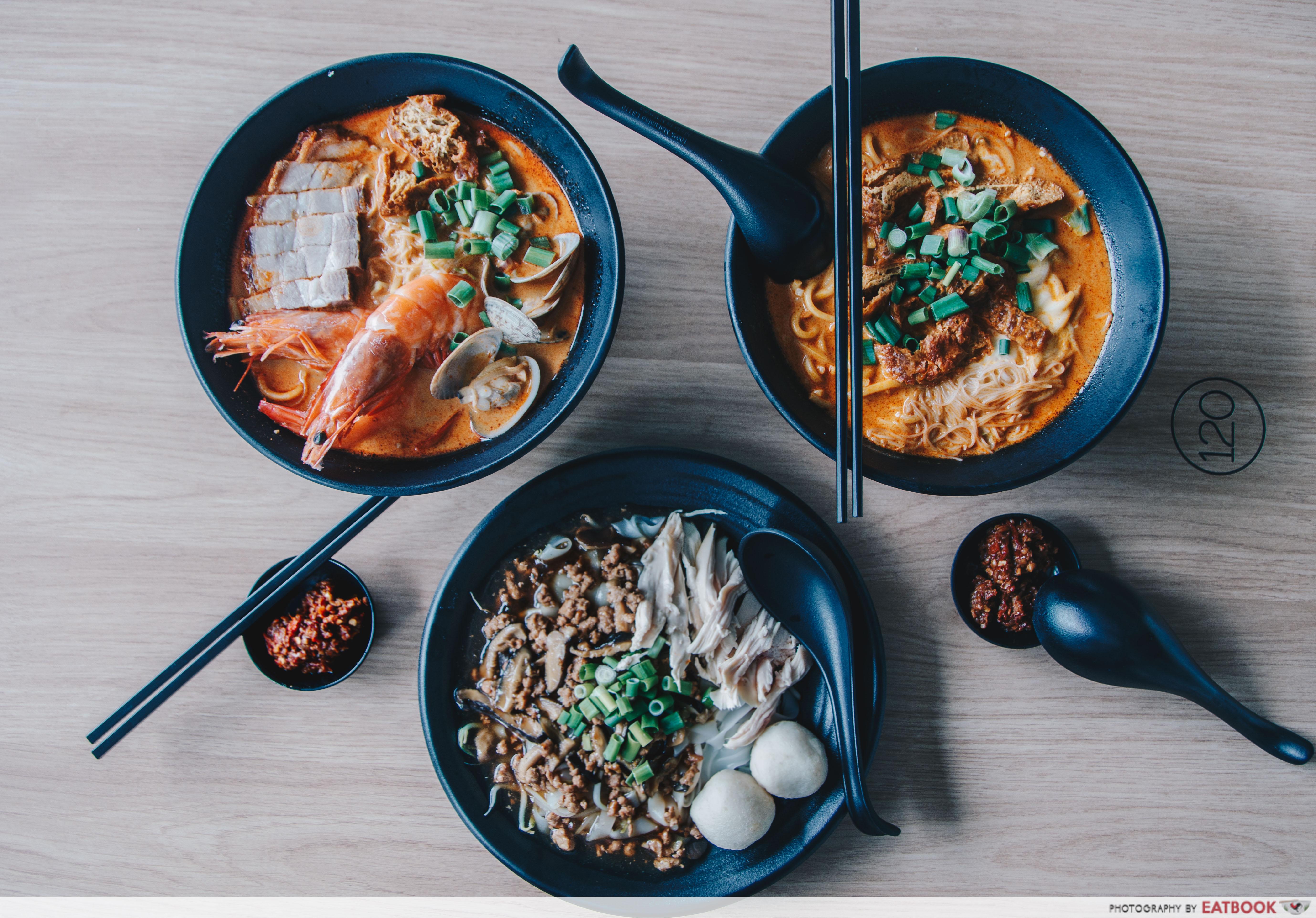 Yaps Noodles - Flatlay