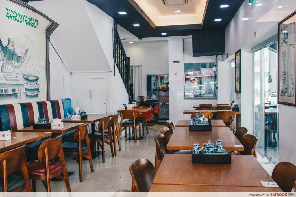 Yi Zun Noodle - Interior
