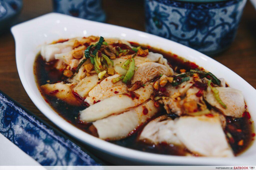 Yi Zun Noodle - Kou Shui Ji