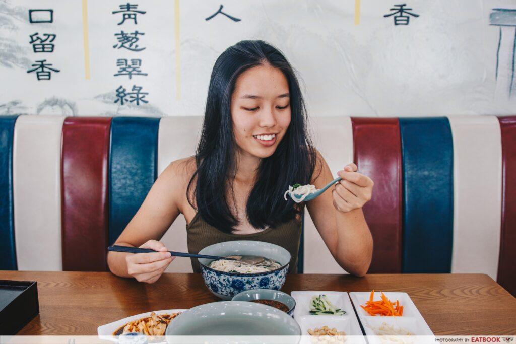 Yi Zun Noodle - Verdict Shot