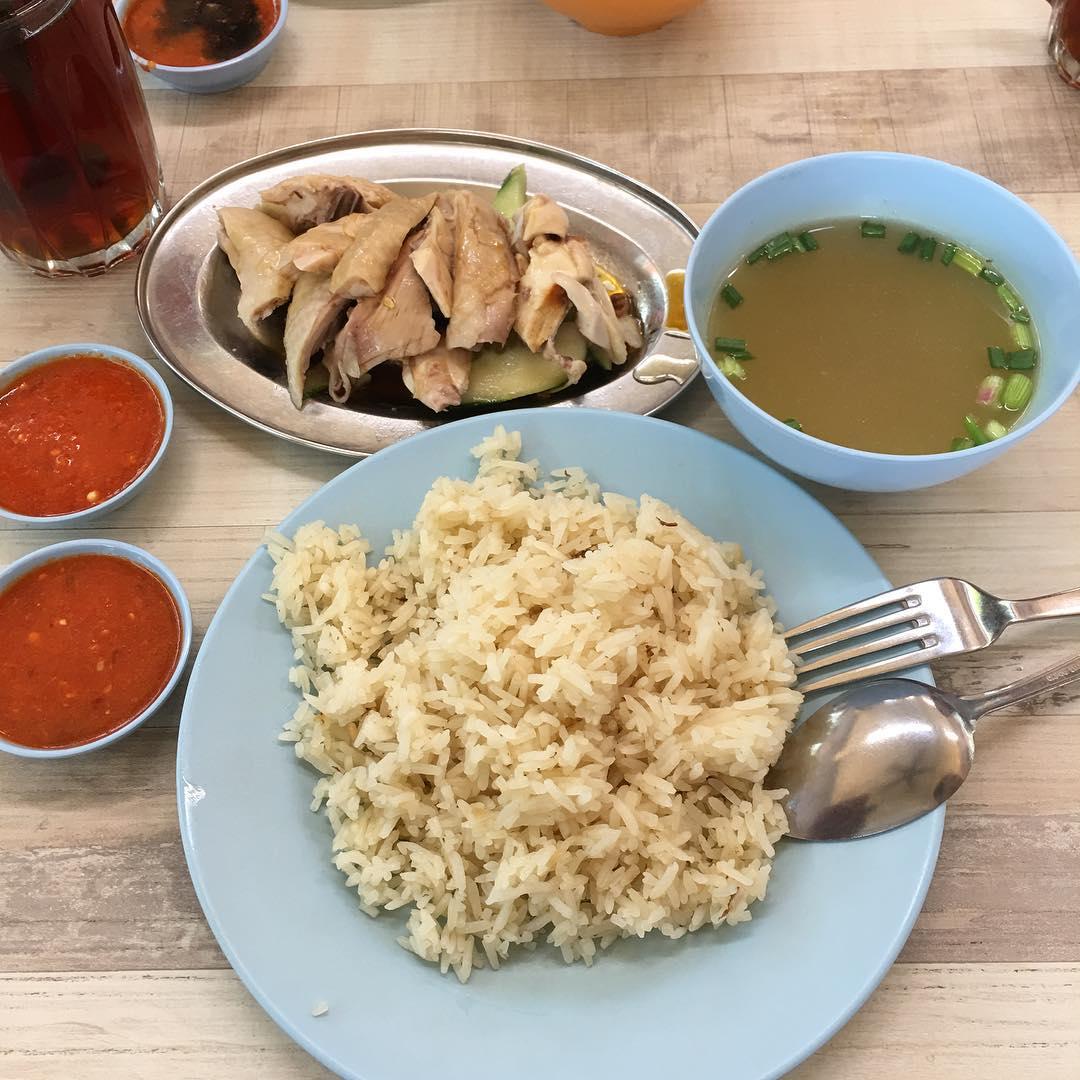 bedok hawker food - leong yeow