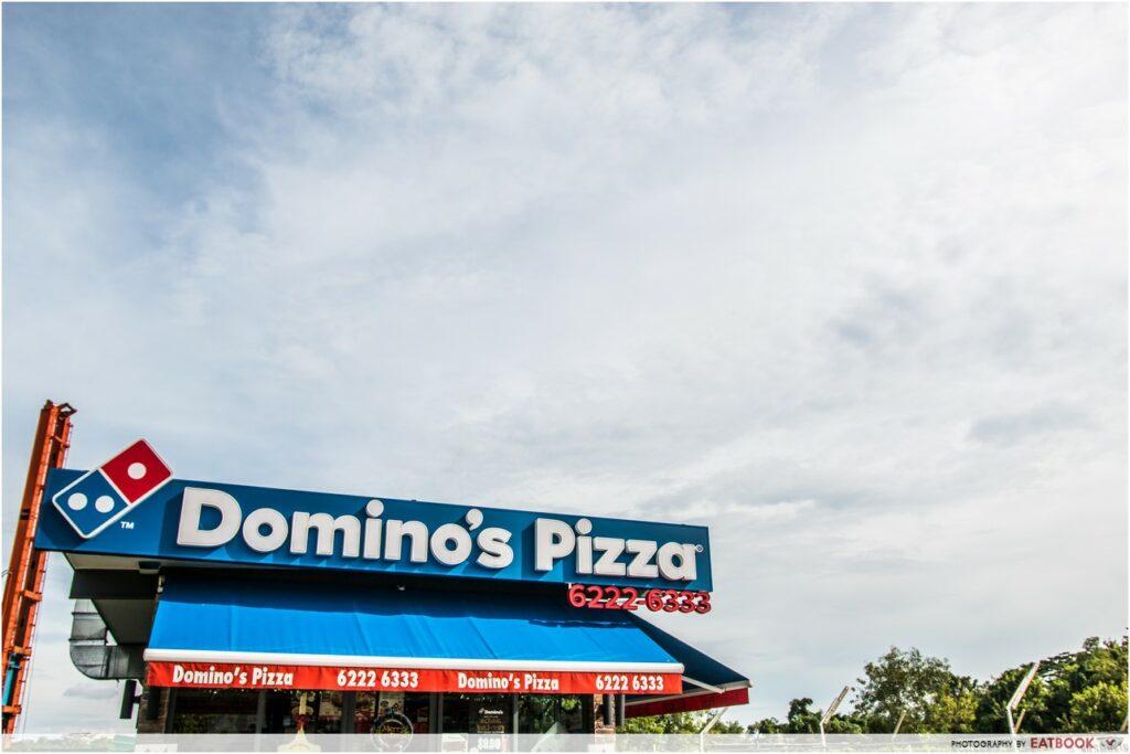 domino's pizza stanley street