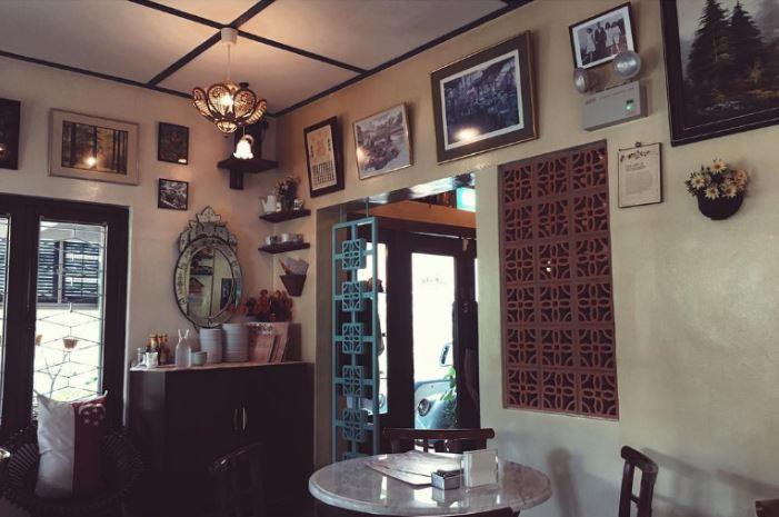 old-school cafes - jubilee cafe