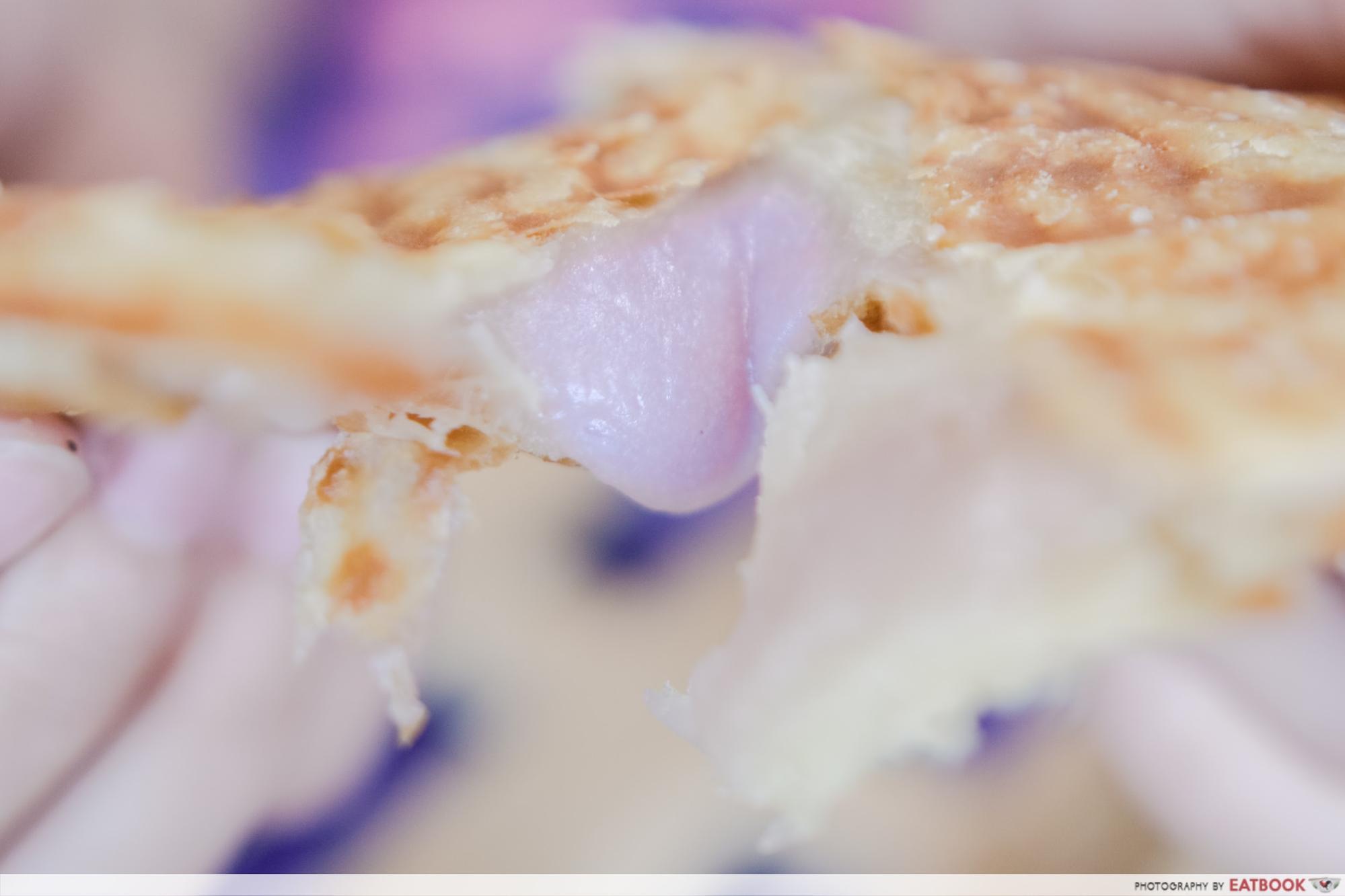 one - yam taiyaki