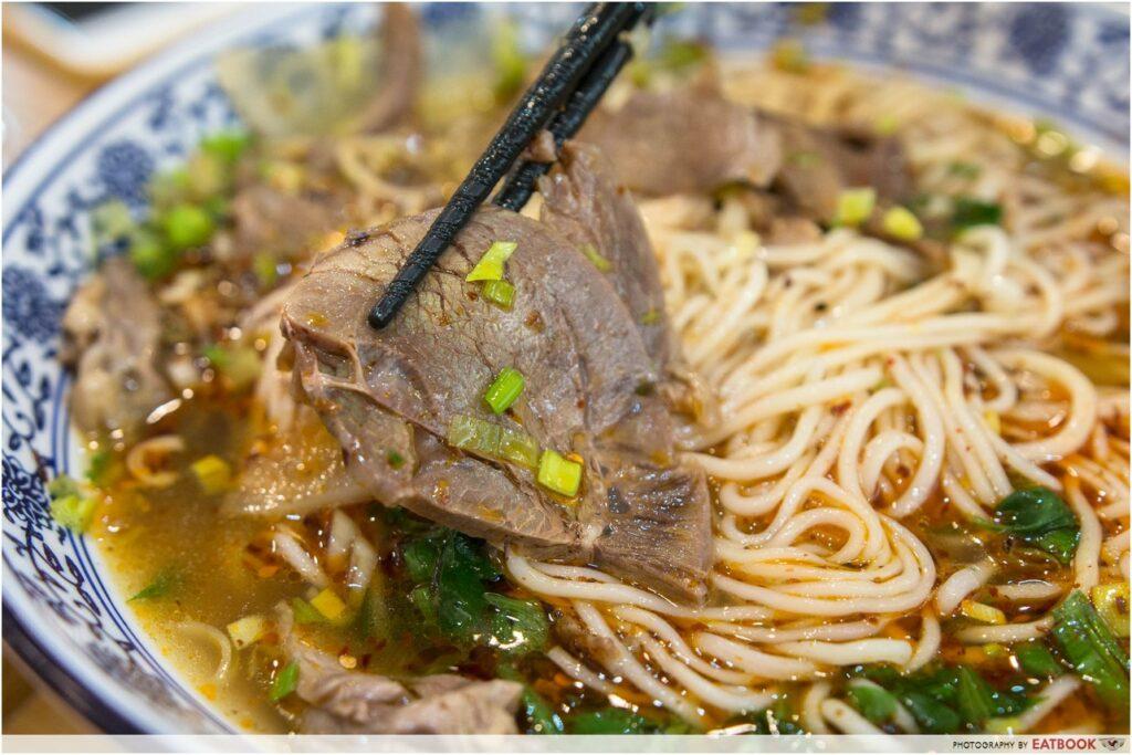 Beef Noodles Soup - Nuodle