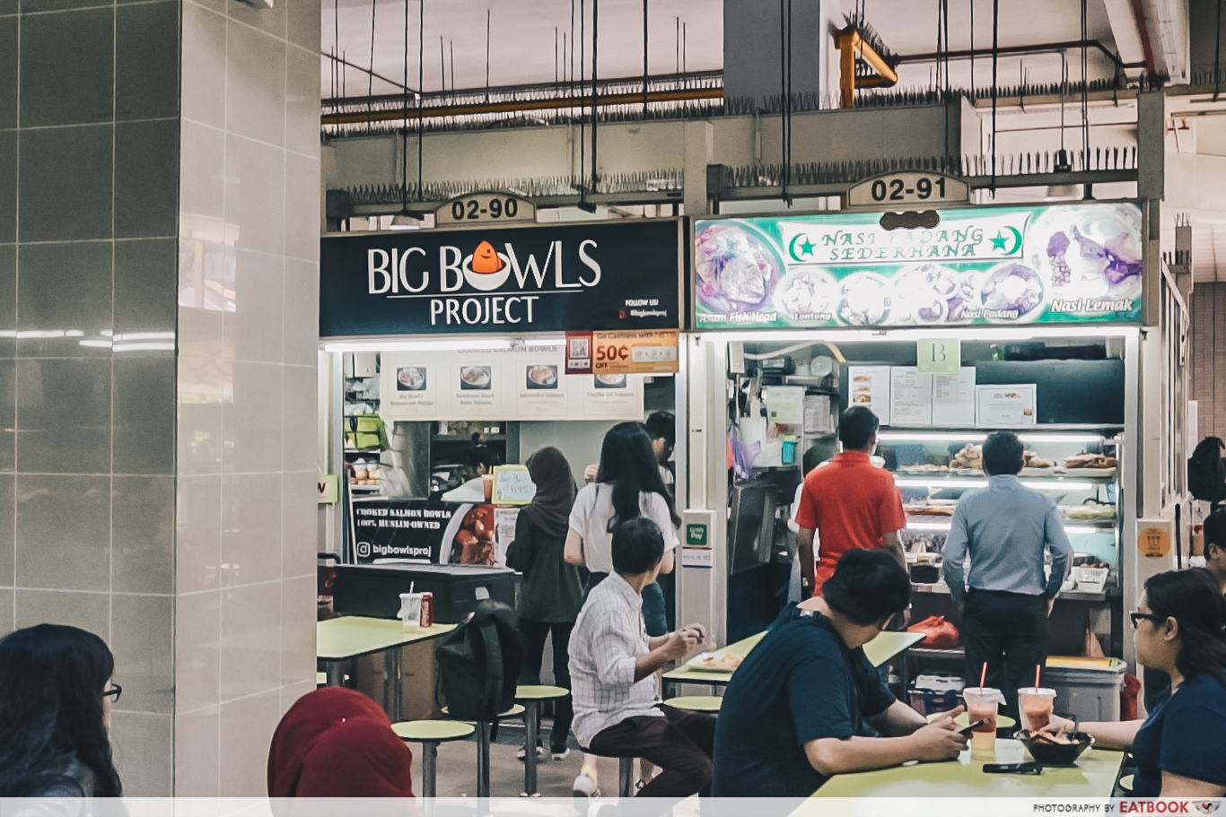 Big Bowls Project- ambience
