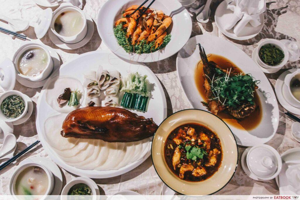 Buffet Discounts Maybank Si Chuan Dou Hua