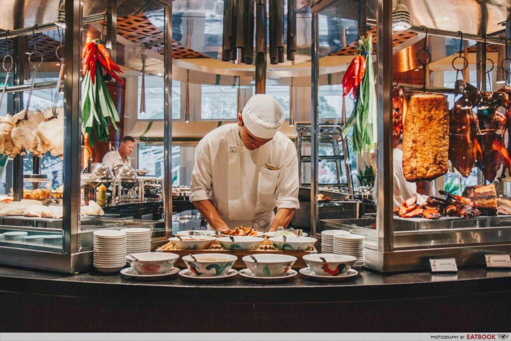 Buffet Discounts Maybank Town Restaurant