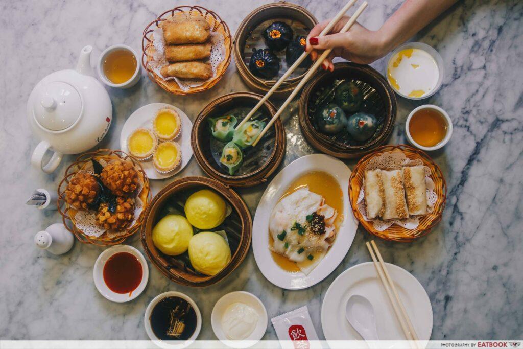 Buffet Discounts Maybank Yum Cha Dim Sum Buffet