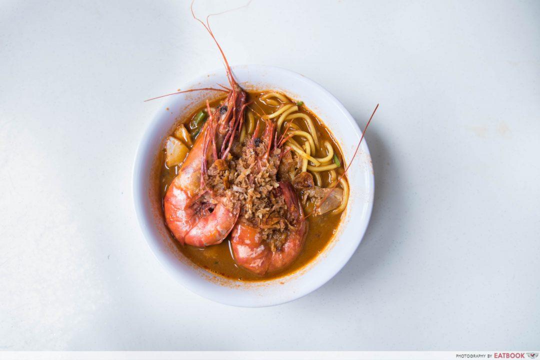 Bukit Batok Food - Ah Lipp Famous Penang Prawn Noodles