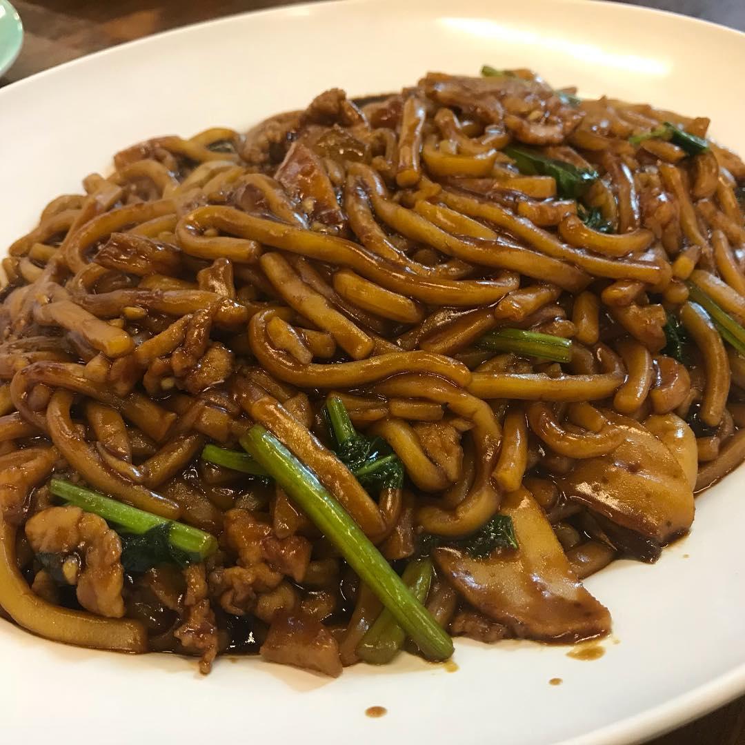 Bukit Batok Food - Famous JB 101 Firewokz