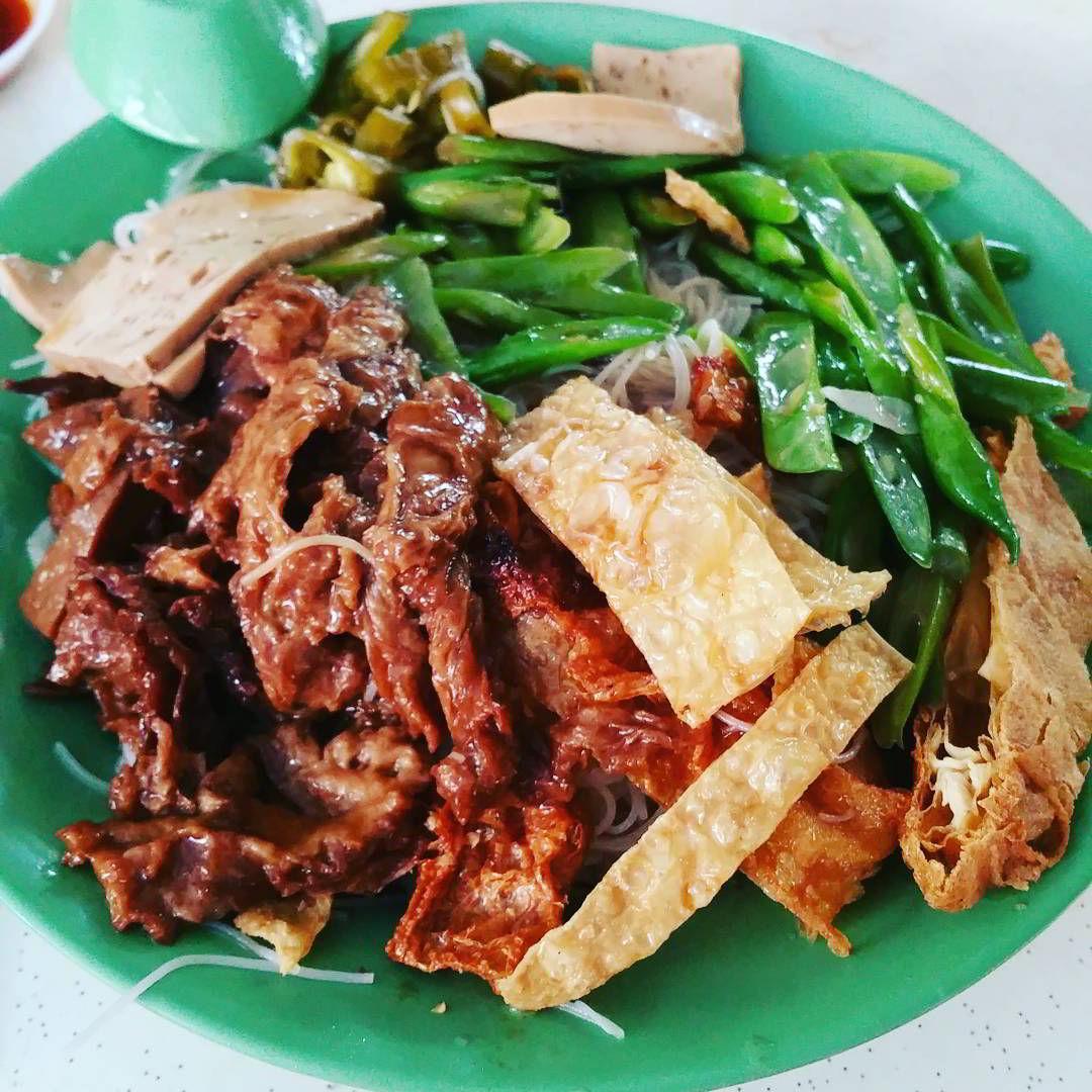 Bukit Batok Food - Ru Yi Yuan Vegetarian