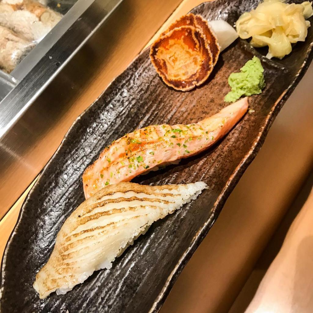 Cheap Omakase Hakumai Sushi