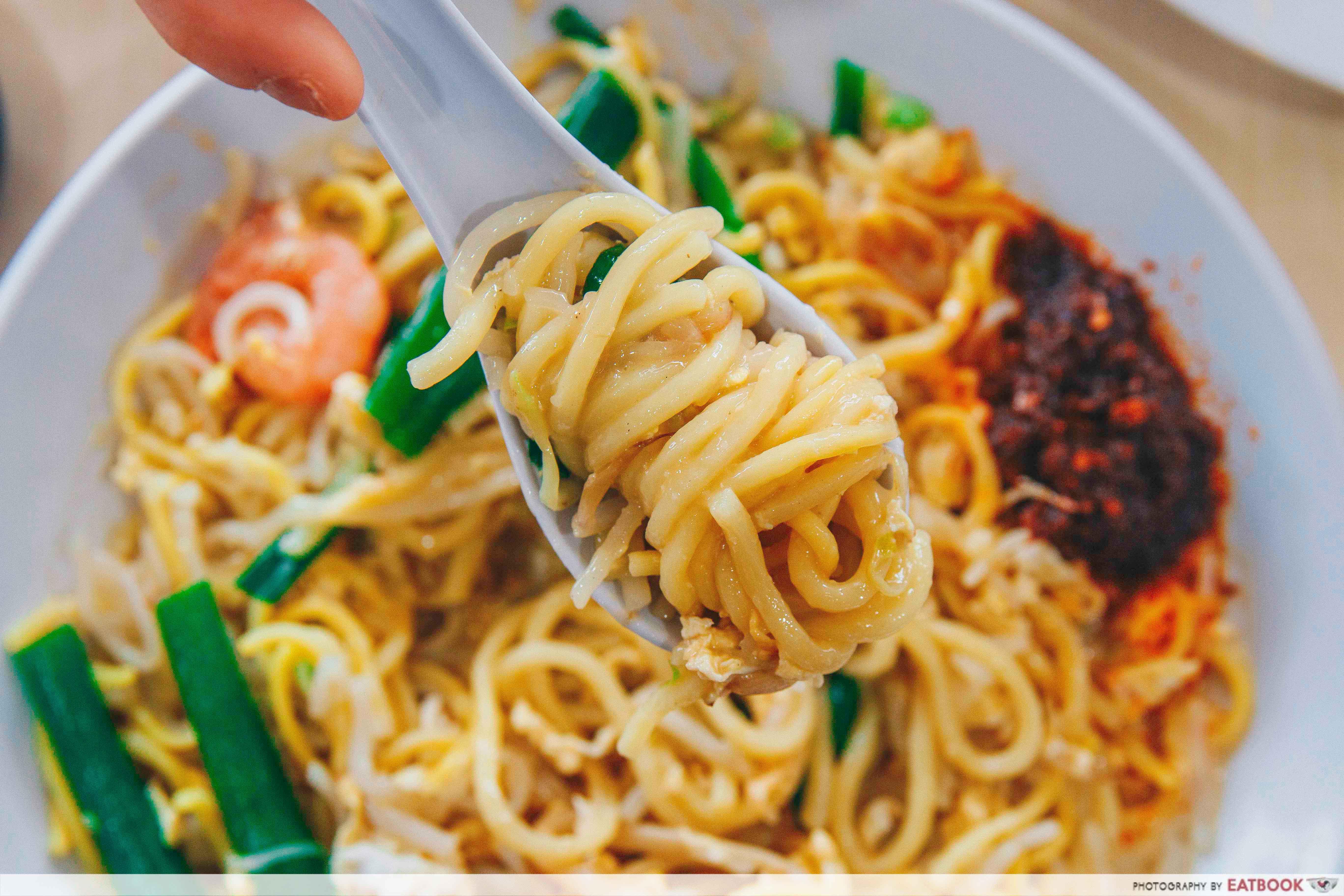 GLC Restaurant - Hokkien Prawn Noodle (1)