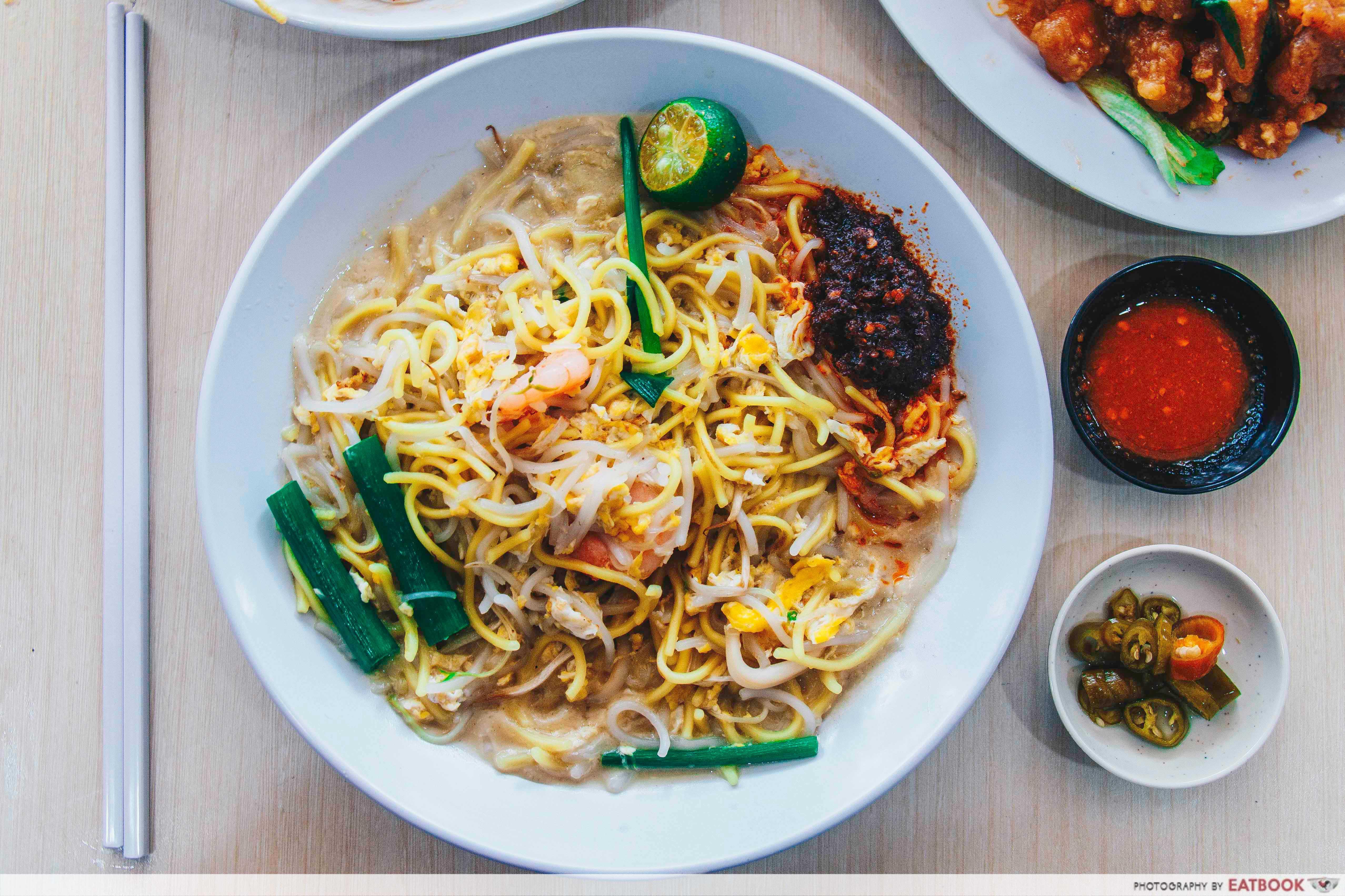 GLC Restaurant - Hokkien Prawn Noodle