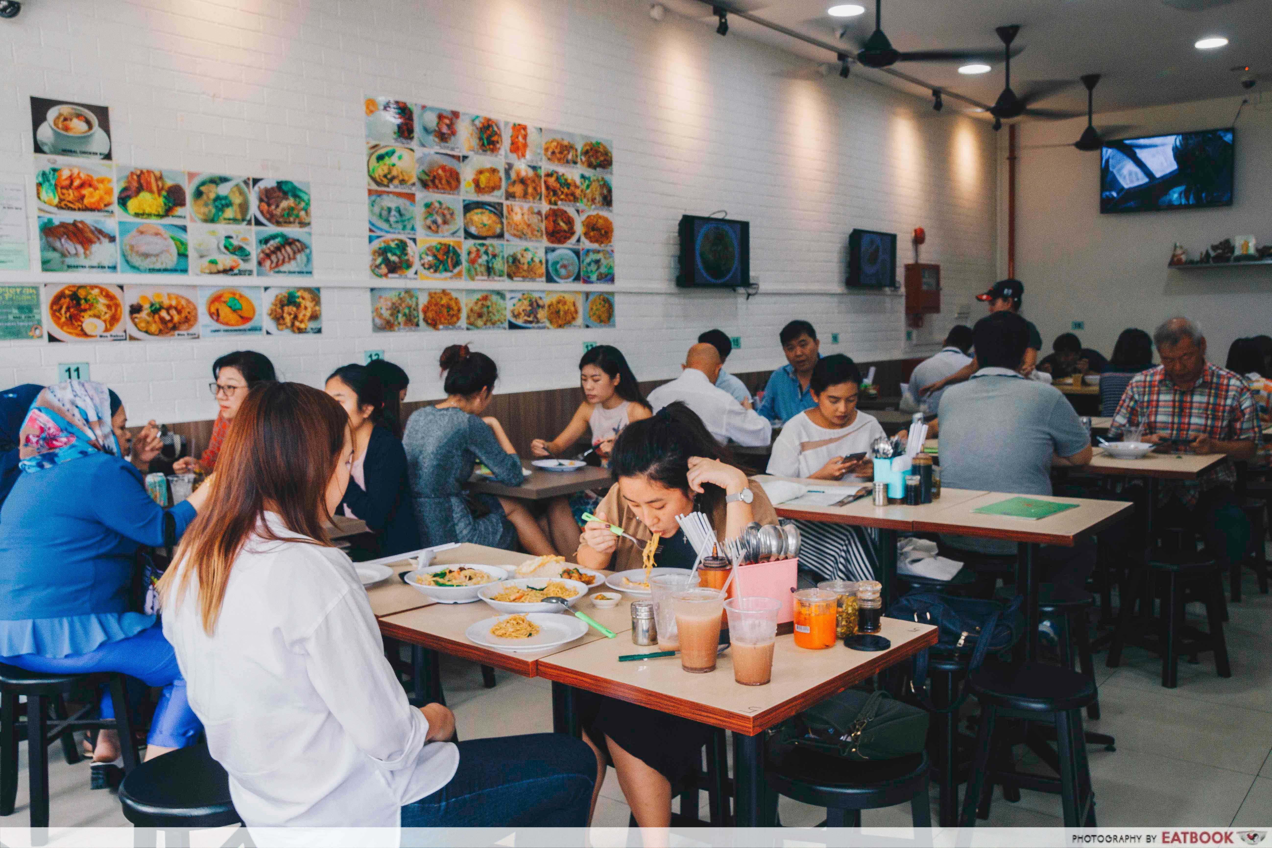 GLC Restaurant - ambience