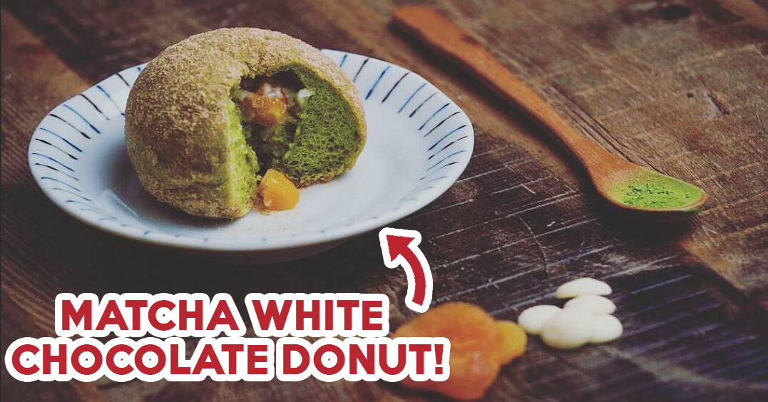 Haritts Donuts IN SINGAPORE