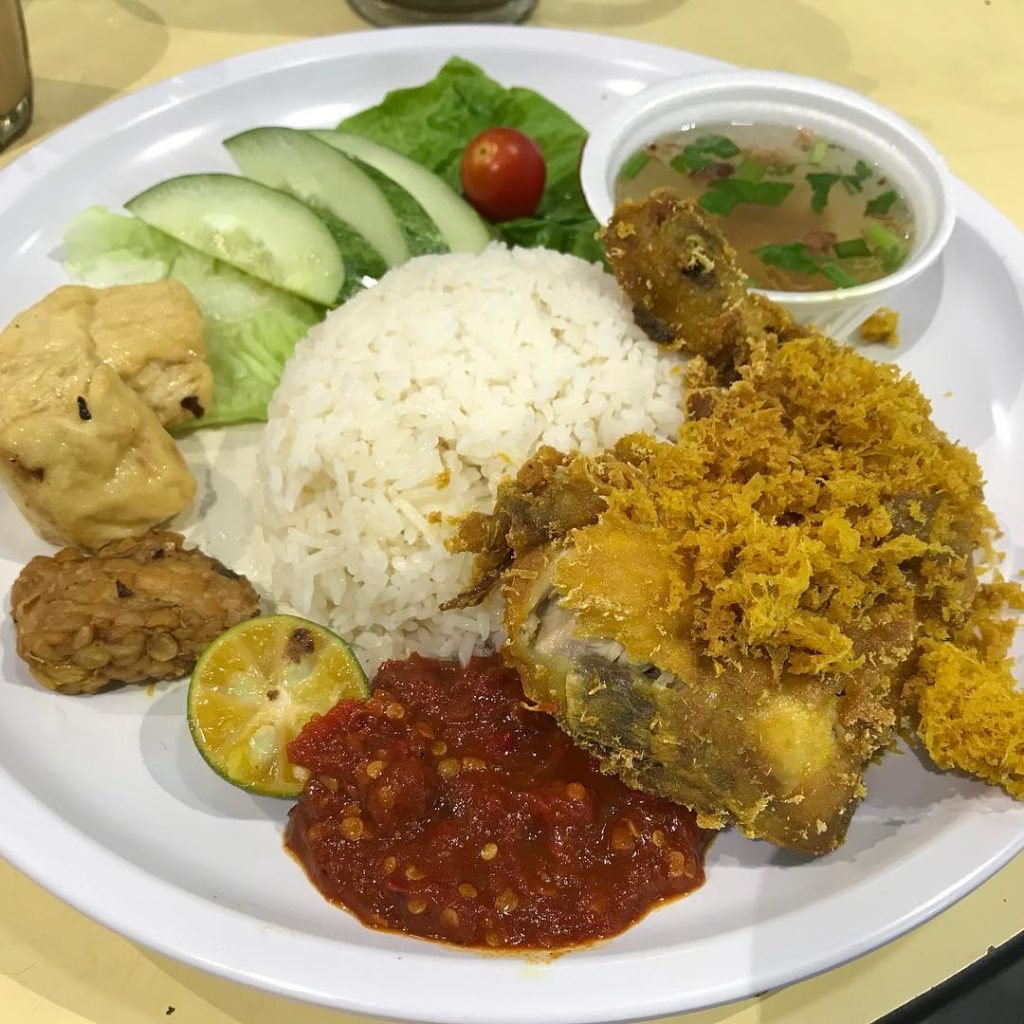 Holland Drive Food Centre - Aini Muslim Food
