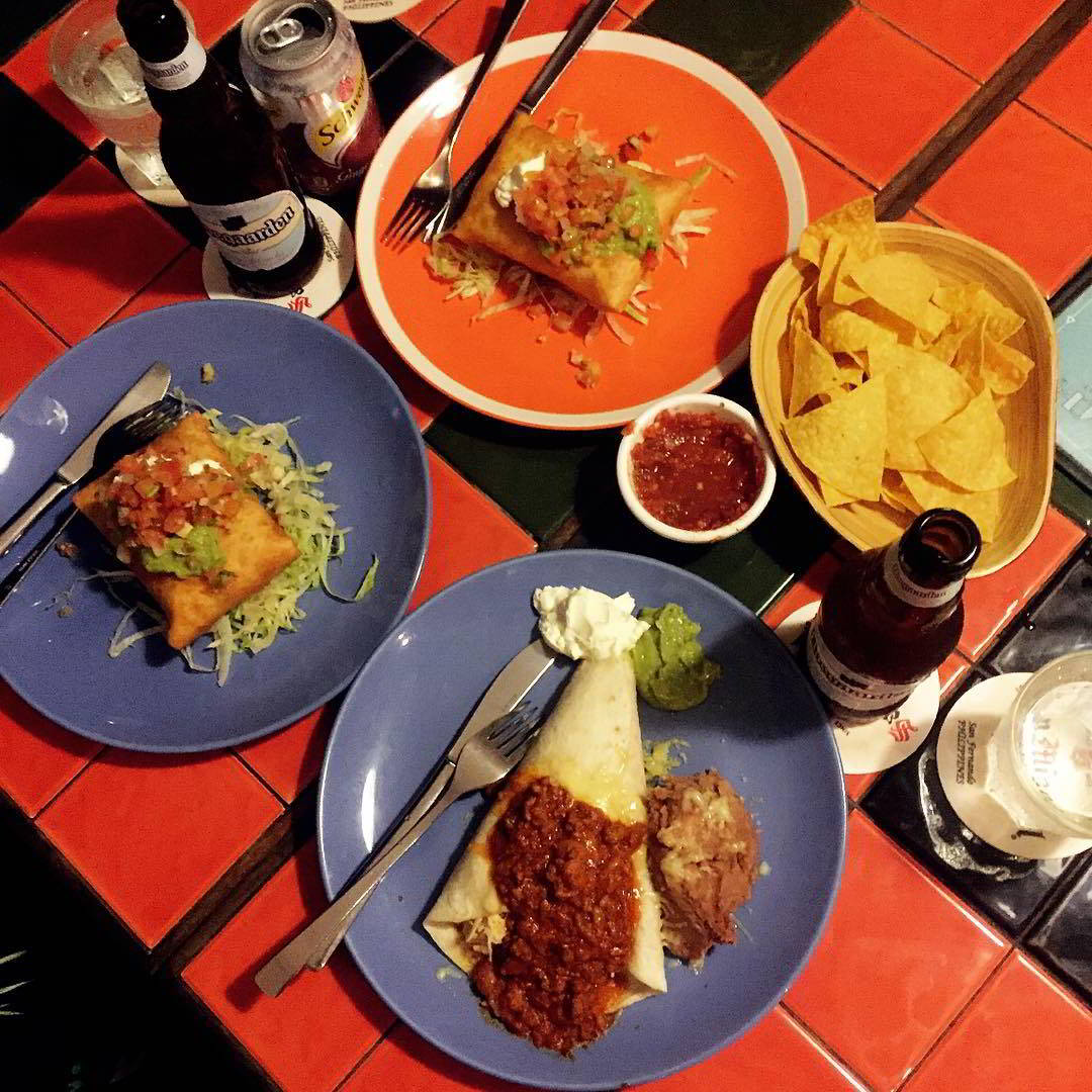 Holland Village Food - Cha Cha Cha