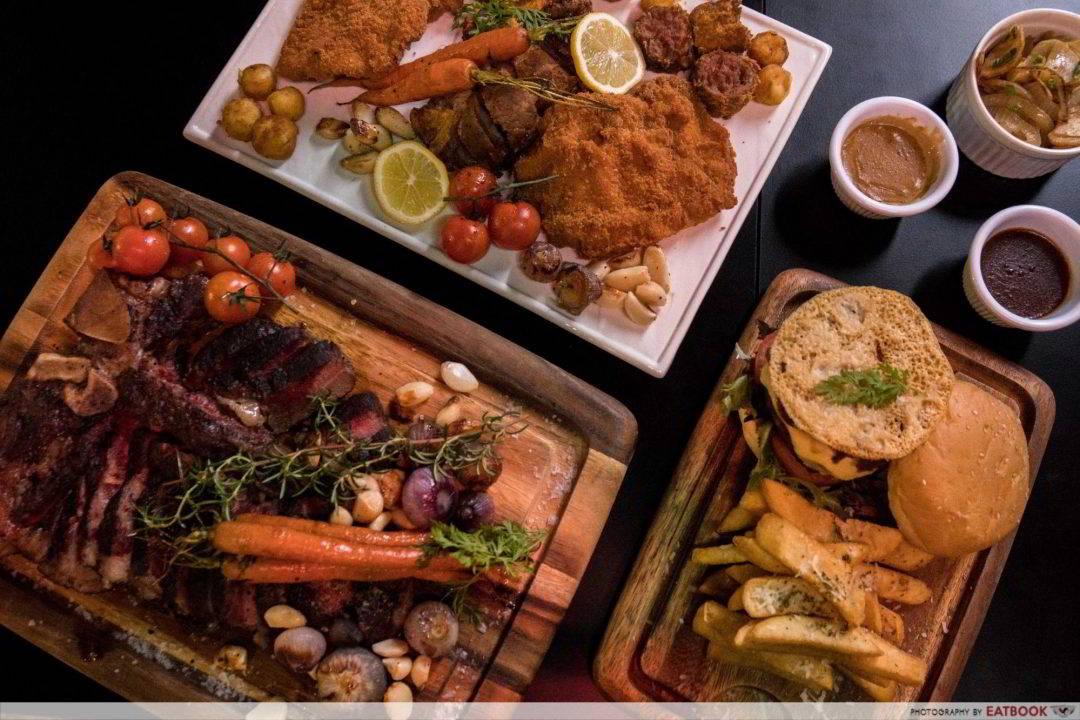 Holland Village Food - Rumours Bar & Grill