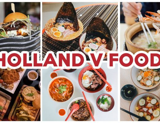 Holland Village Food - feature image