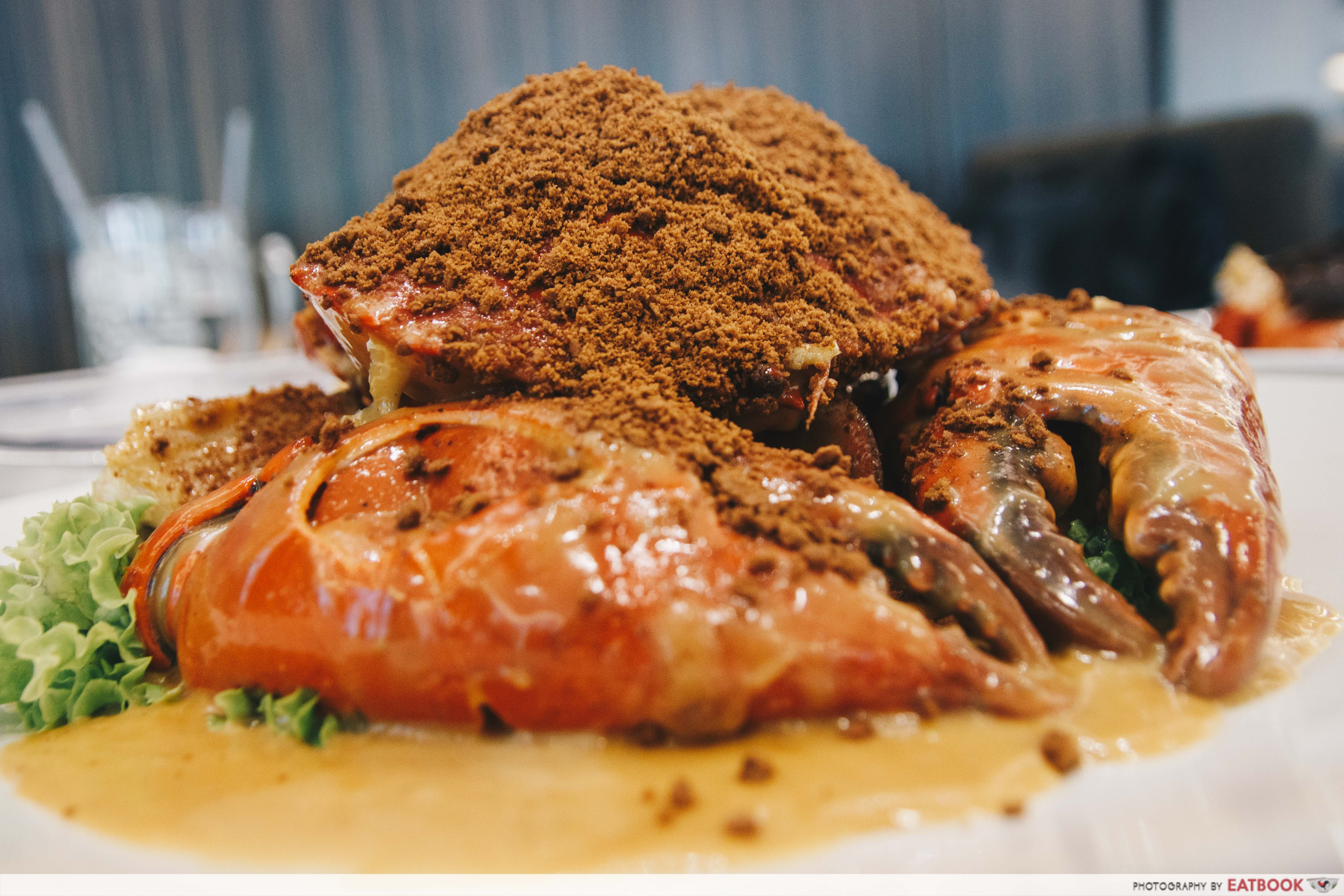 House of Seafood - milo crab