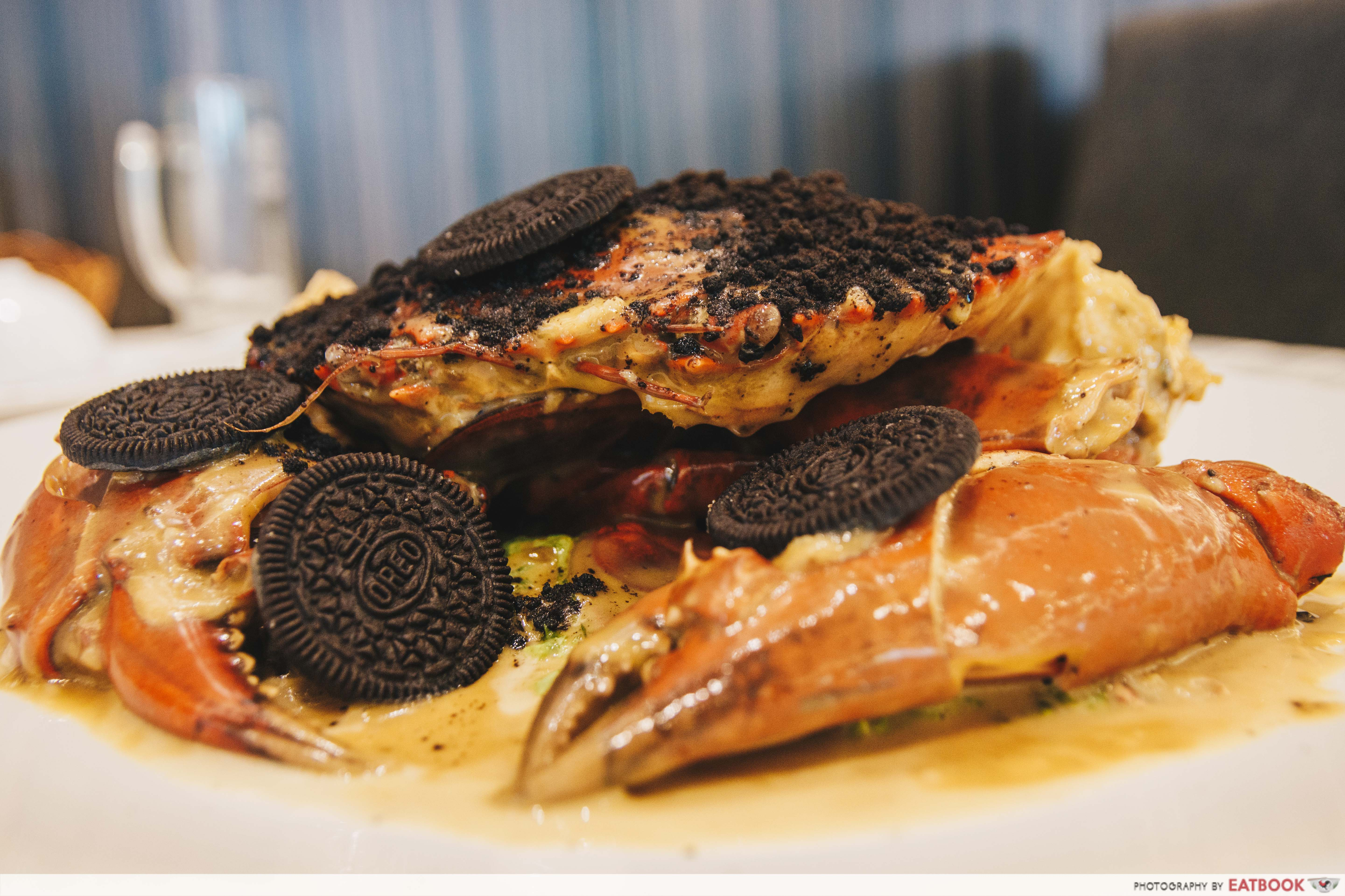 House of Seafood - oreo crab
