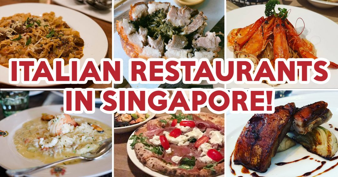 italian restaurants in singapore archives