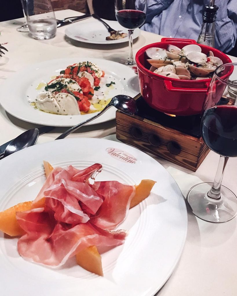 Italian Restaurants - Ristorante Da Valentino