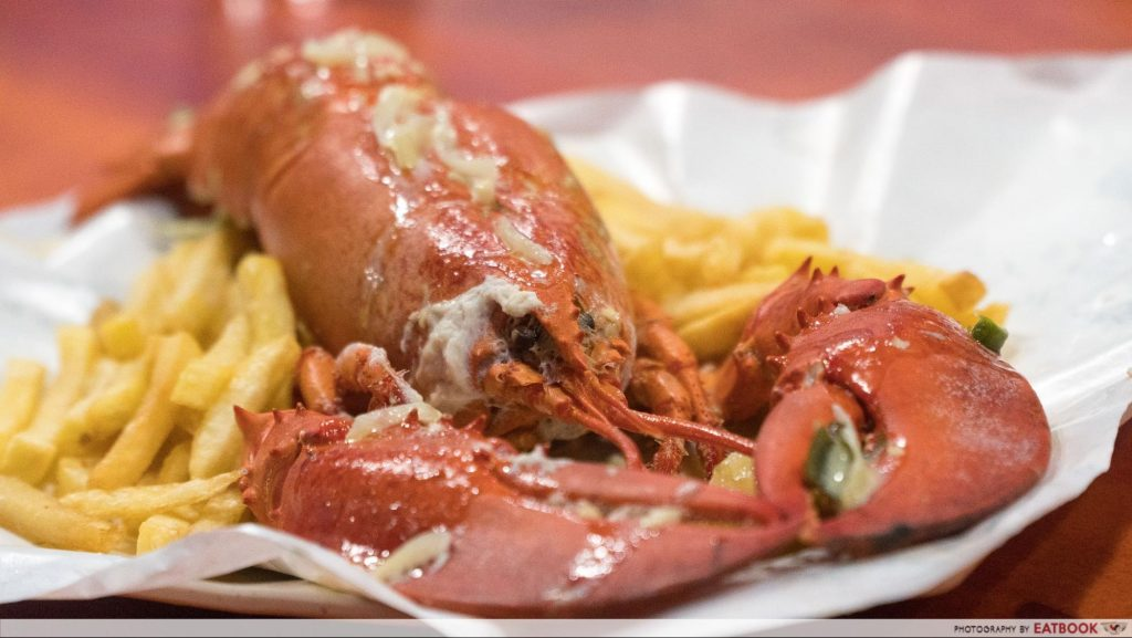 Krusty J Crab Review: Alaskan Crabs And Lobsters Under S$50 At Johor Bahru - EatBook.sg