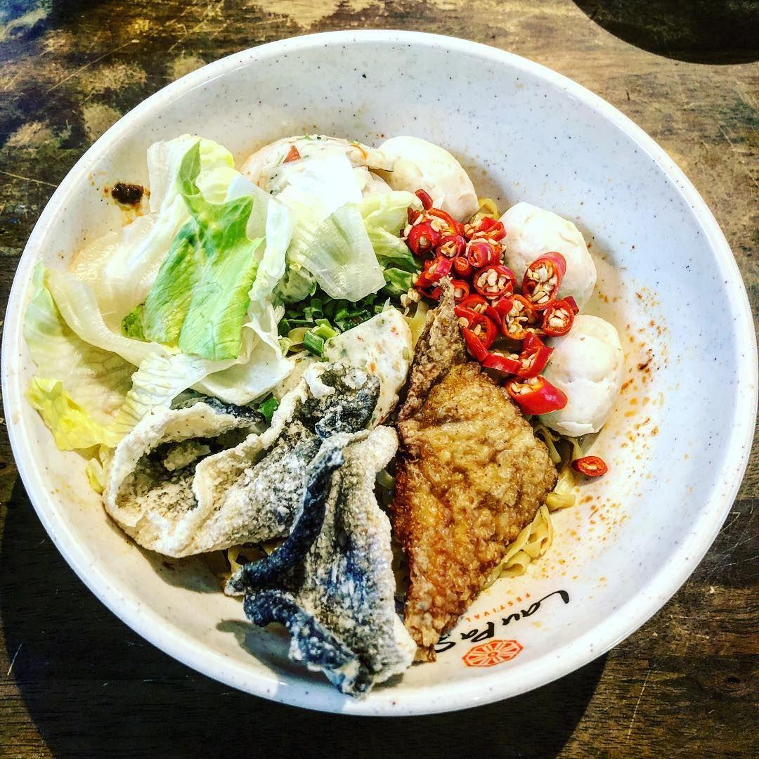 Lau Pa Sat - Fishball Story