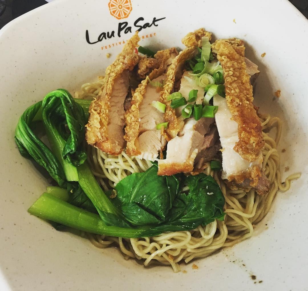 Lau Pa Sat - Noodle Evolution