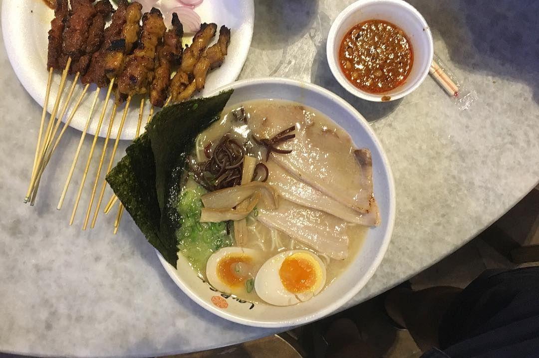 Lau Pa Sat - Ramen Ginza