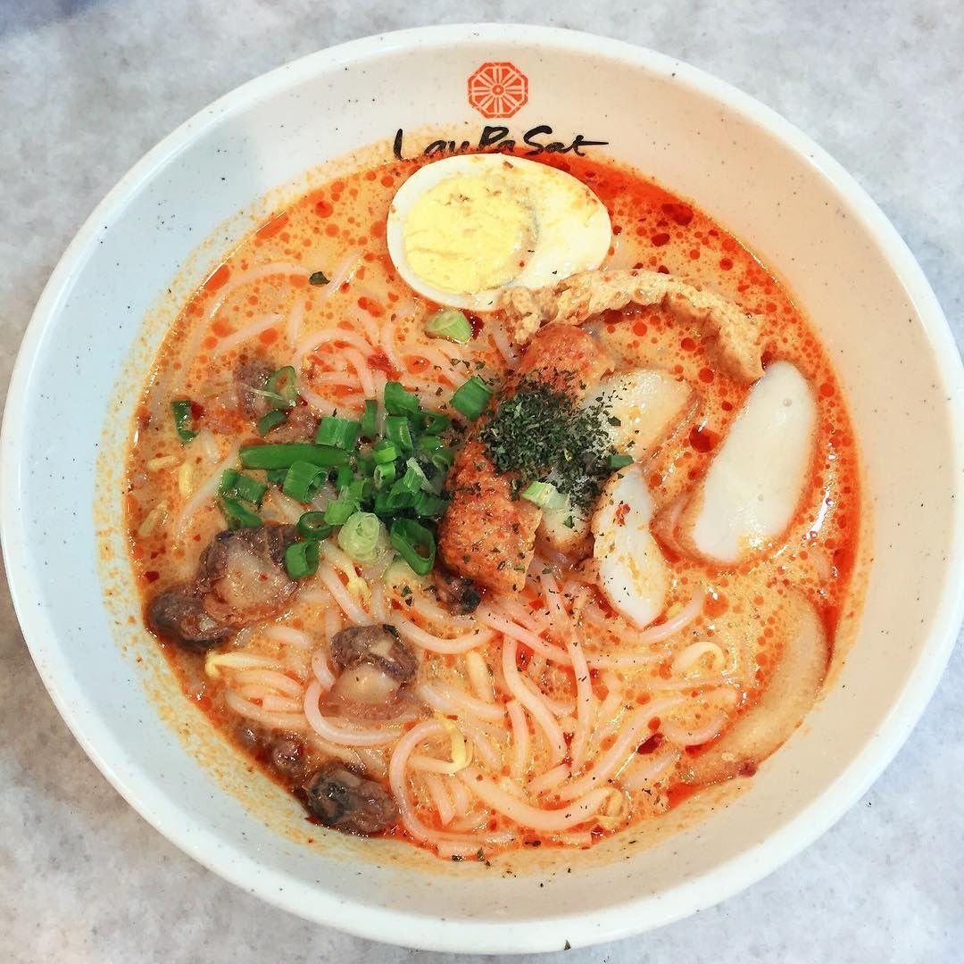 Lau Pa Sat - Seng Kee Local Delights