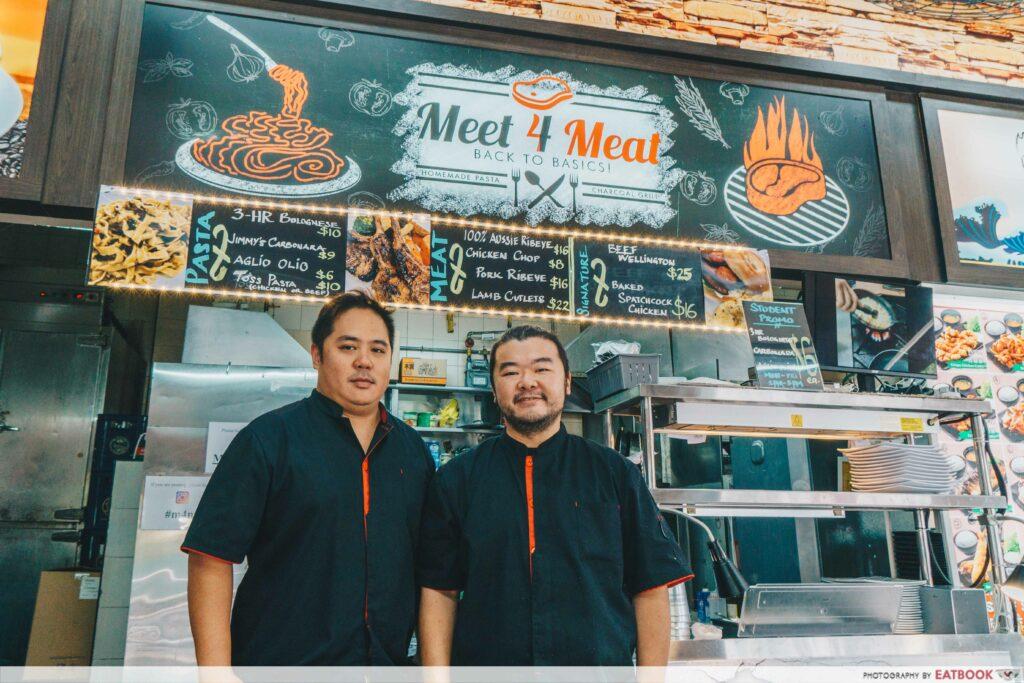 Meet 4 Meat - Chefs