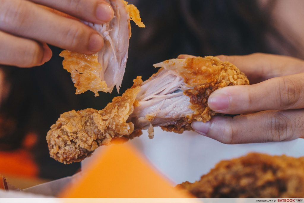 Popeyes Day Chicken