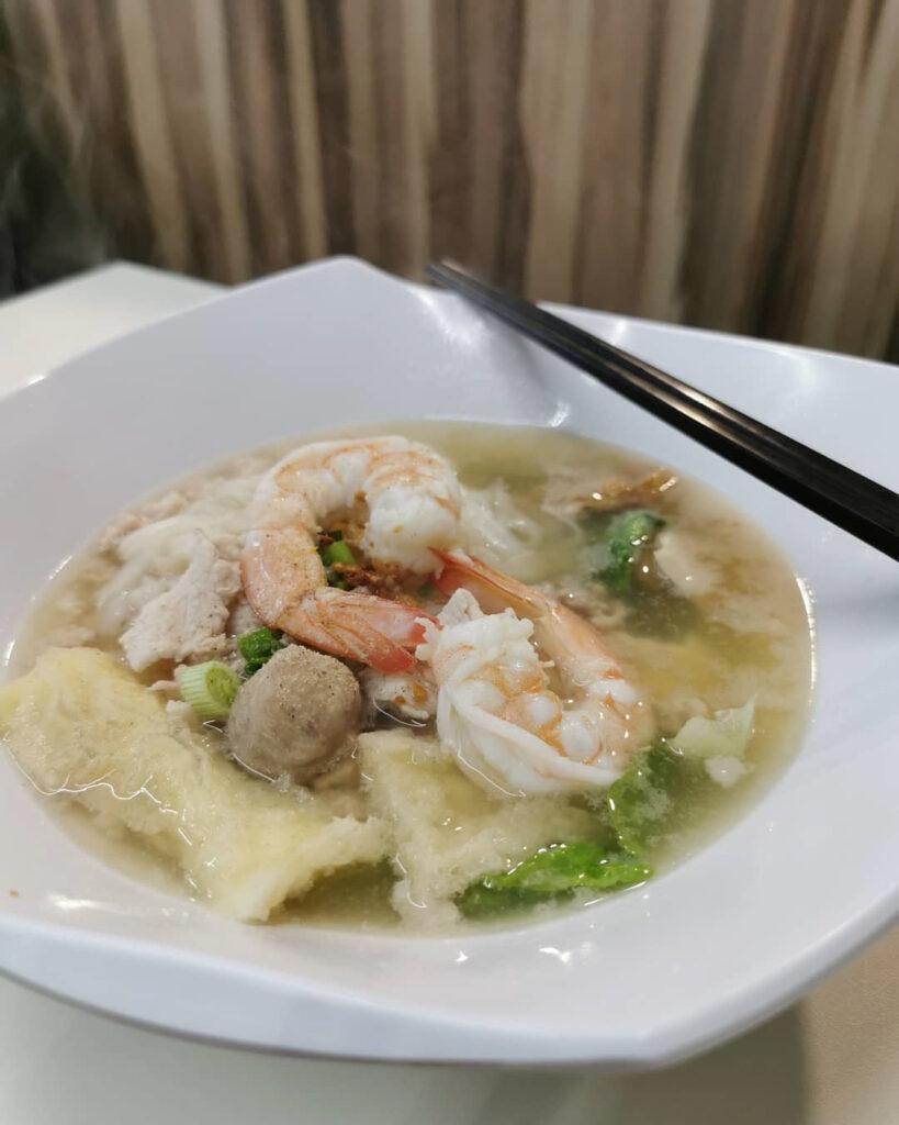 Punggol Food Lao Jiang Superior Soup