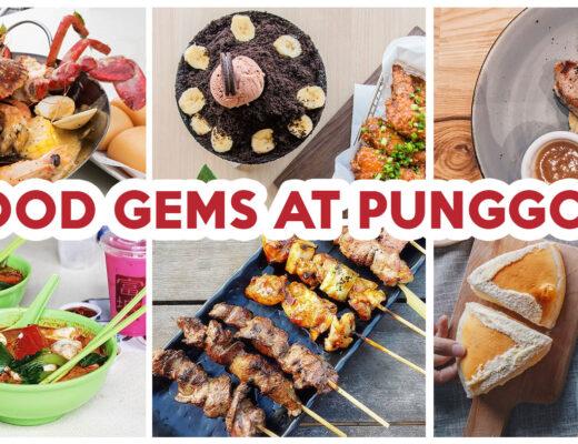 Punggol Food Places