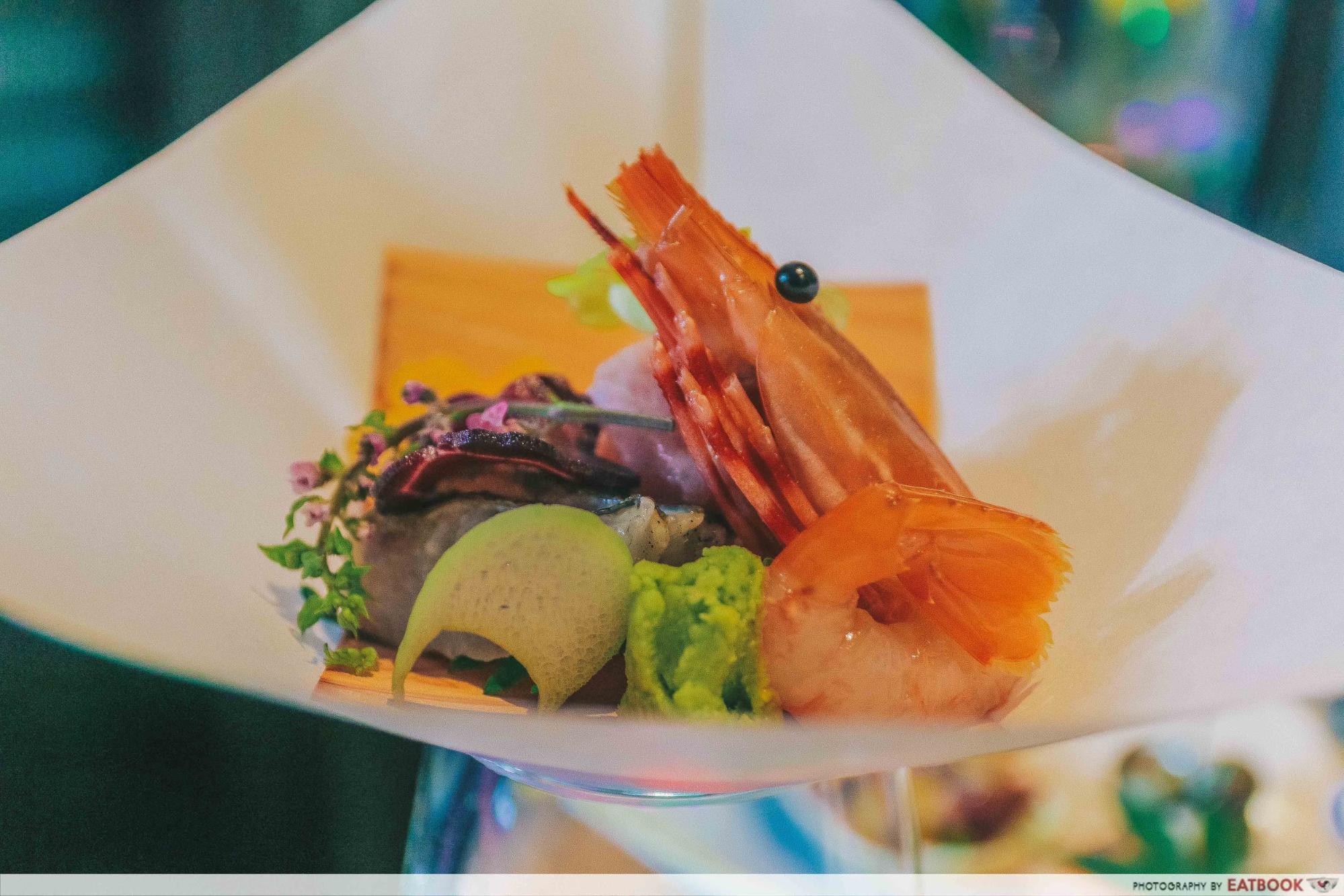 Shima - seafood