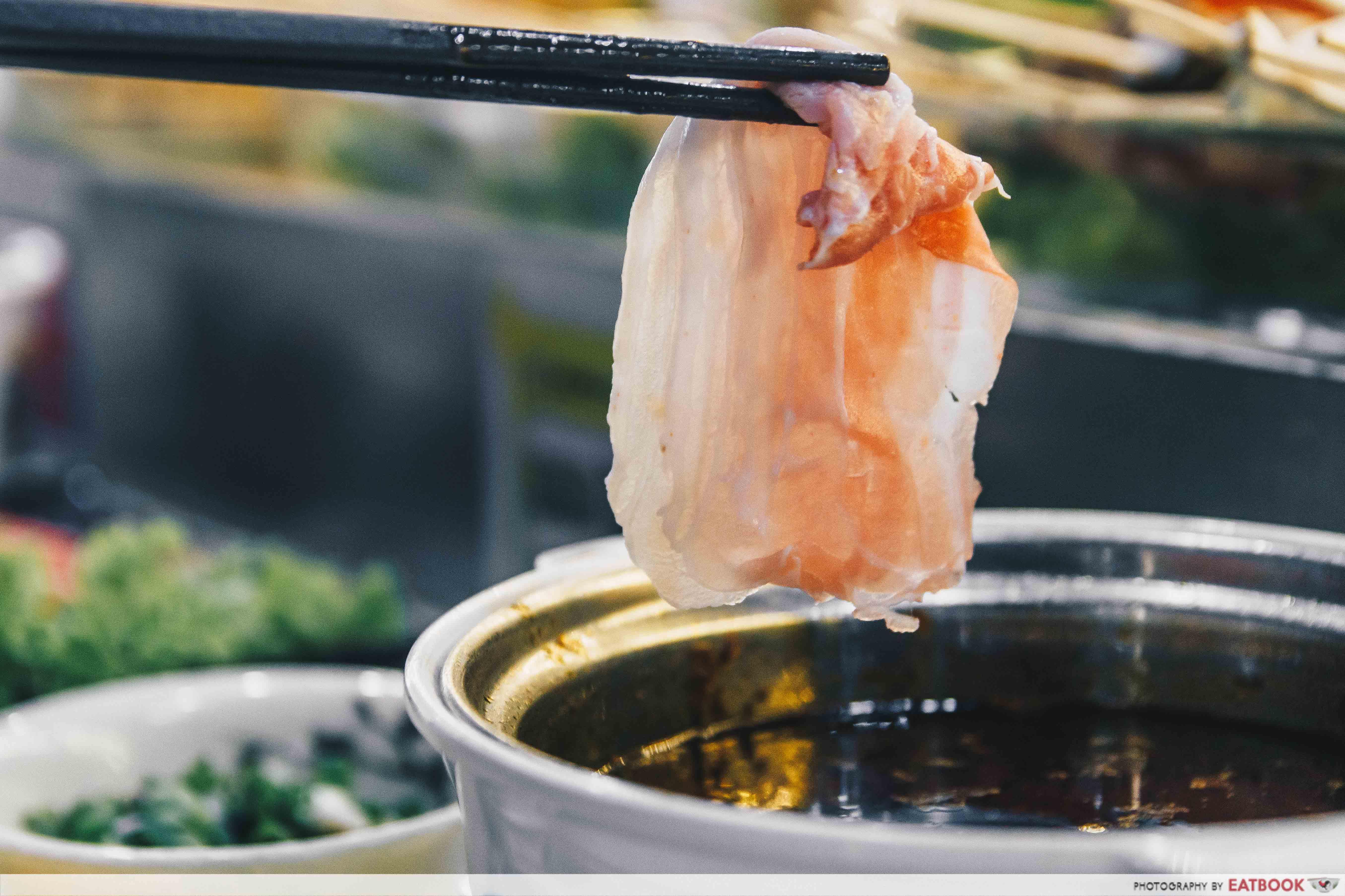 Steamov - Pork Belly Slice