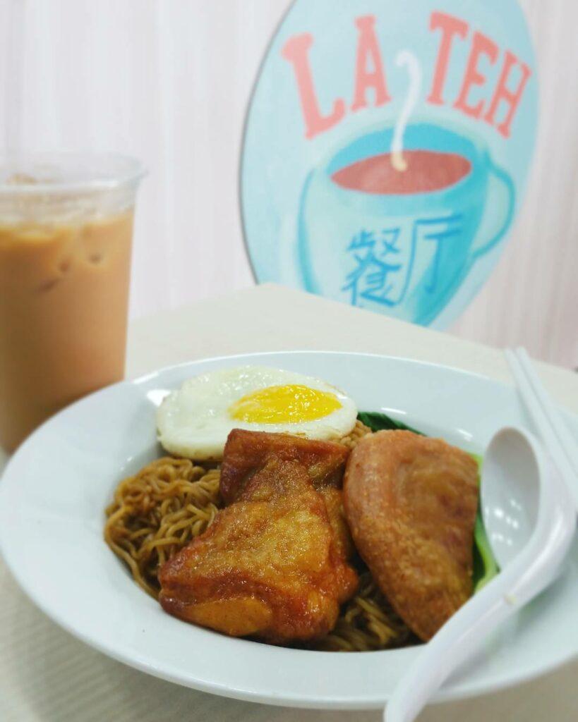 Tai Seng Food La teh cafe