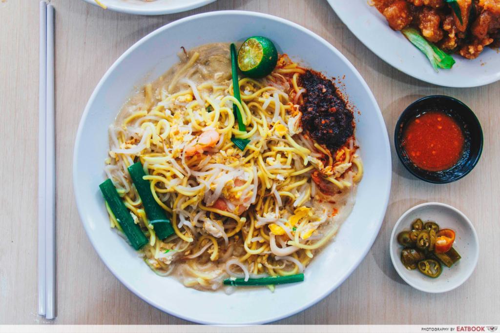 Tai Seng Food glc restaurant