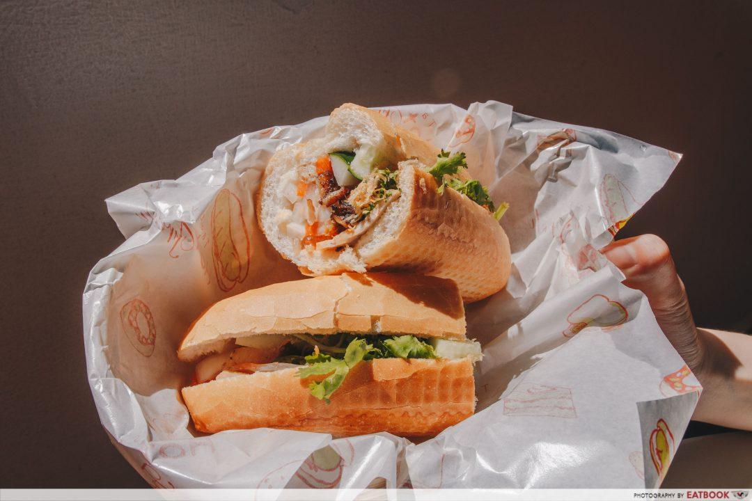 Tanjong Pagar Food - Bami Express