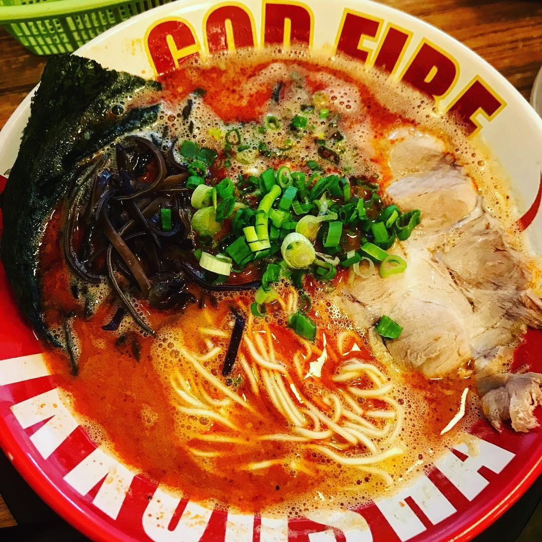 Tanjong Pagar Food - Ikkousha Hakata Ramen