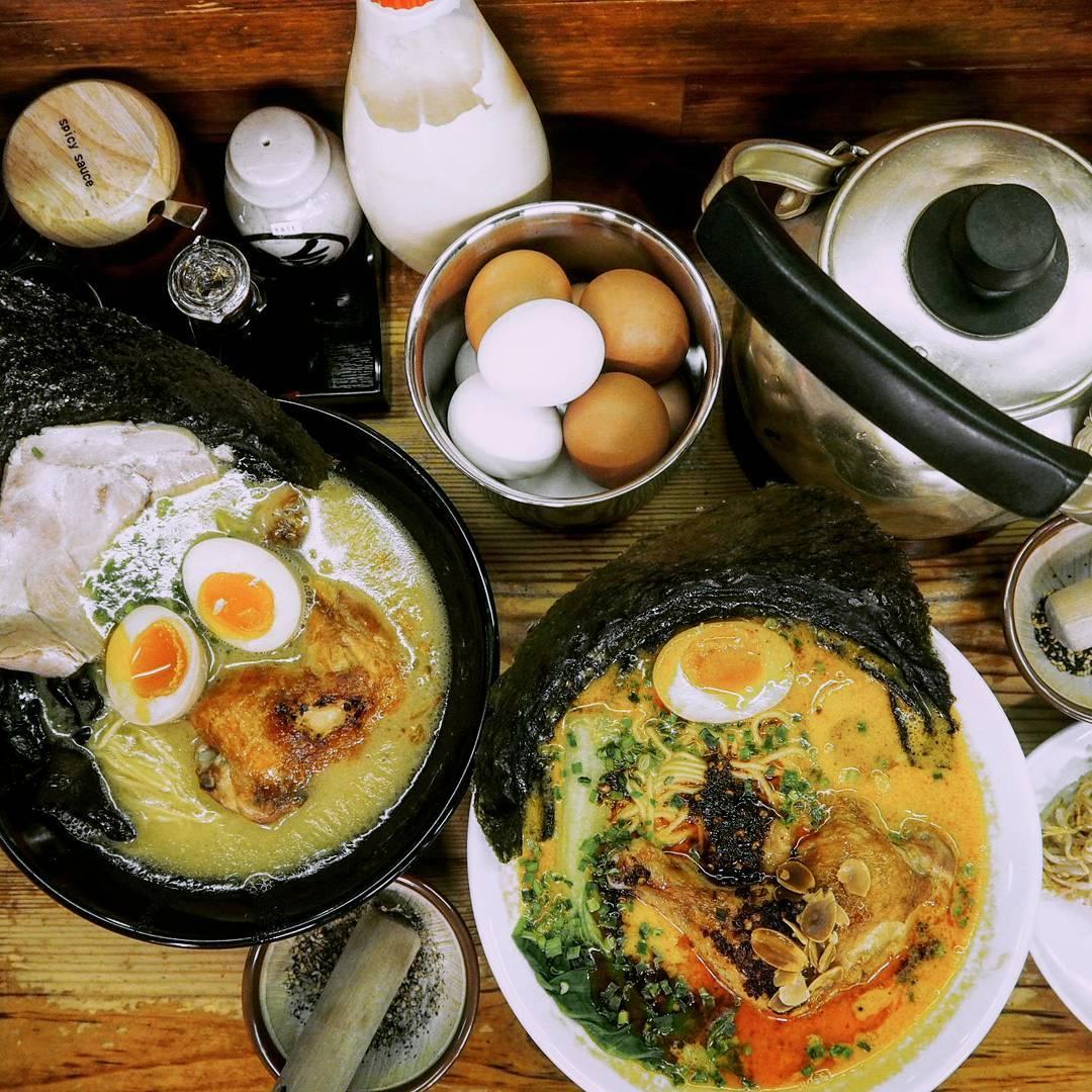 Tanjong Pagar Food - Ramen Keisuke Tori King