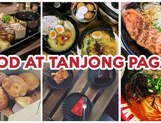 Tanjong Pagar Food - feature image